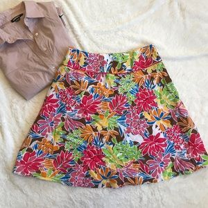 FREE ADD ON - Nevada | Floral Skirt